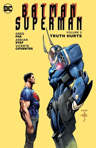 Batman – Superman Vol. 5 – Truth Hurts (2016)