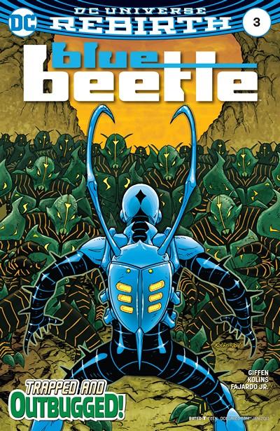 Blue Beetle #3 (2016)
