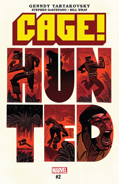 Cage! #2 (2016)