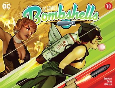 DC Comics – Bombshells #70 (2016)