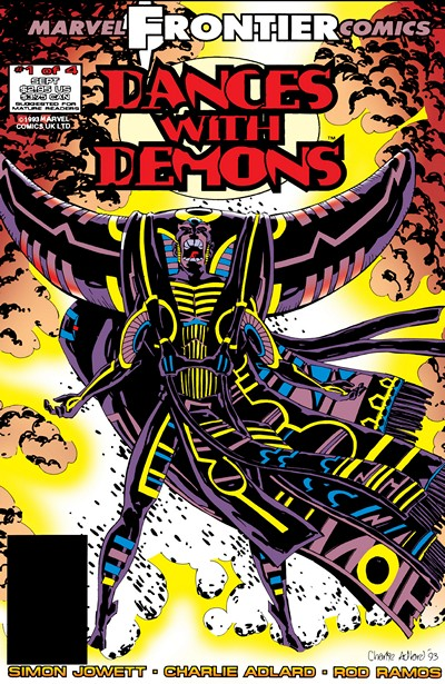 Dances with Demons #1 – 4 (1993)