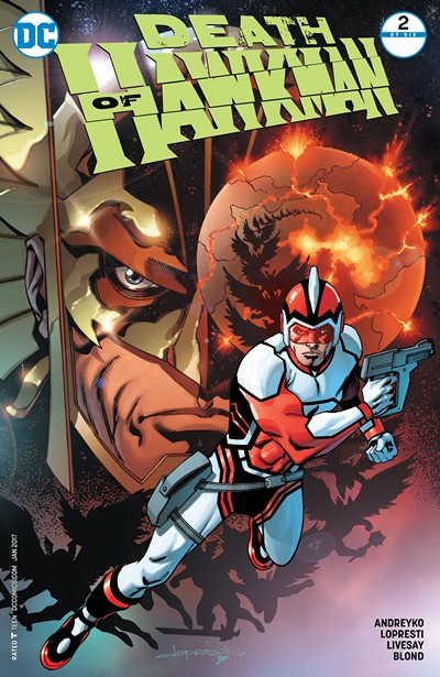 Death of Hawkman #2 (2016)