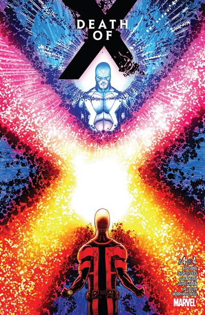 Death of X #4 (2016)
