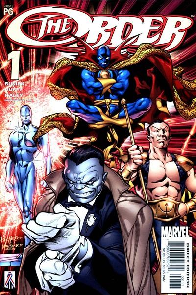 Defenders – The Order #1 – 6 (2002)
