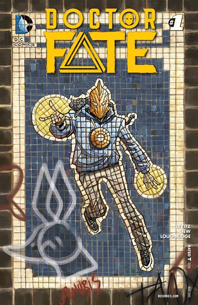 Doctor Fate Vol. 4 #1 – 18 (2015-2016)
