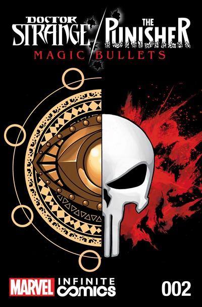 Doctor Strange – The Punisher – Magic Bullets Infinite Comic #2 (2016)