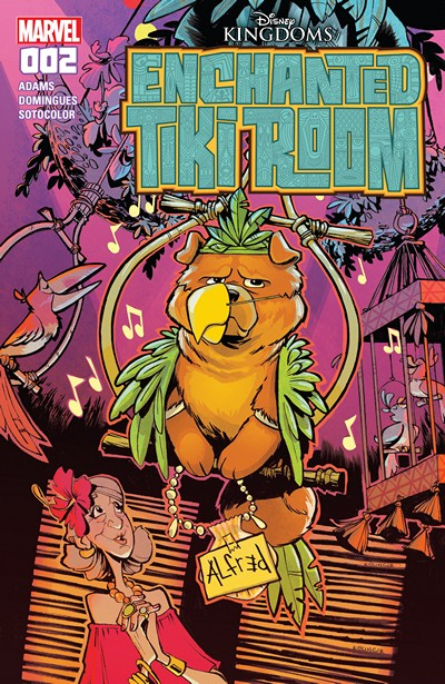 Enchanted Tiki Room #2 (2016)