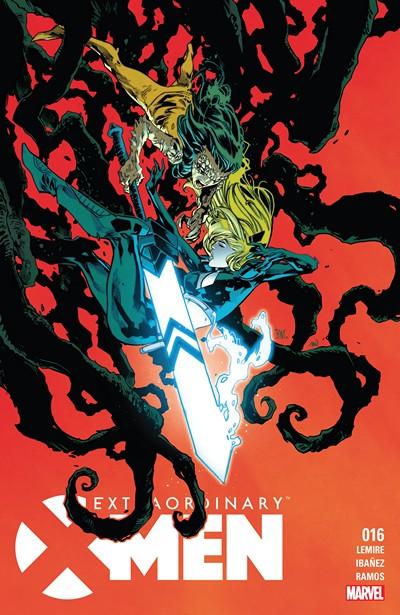 Extraordinary X-Men #16 (2016)