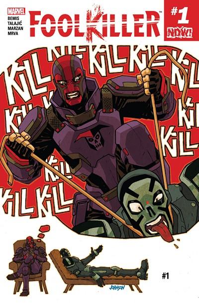 Foolkiller #1 (2016)