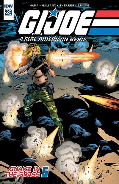G.I. Joe – A Real American Hero #234 (2016)