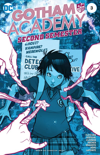 Gotham Academy – Second Semester #3 (2016)