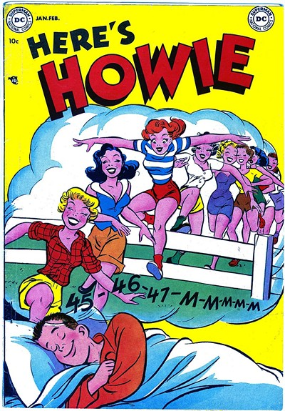 Here's Howie Comics #1 – 18 (1952-1954)
