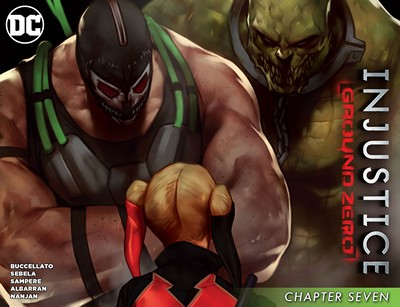 Injustice – Ground Zero #7 (2016)