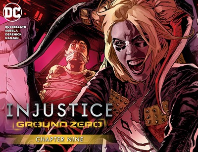 Injustice – Ground Zero #9 (2016)