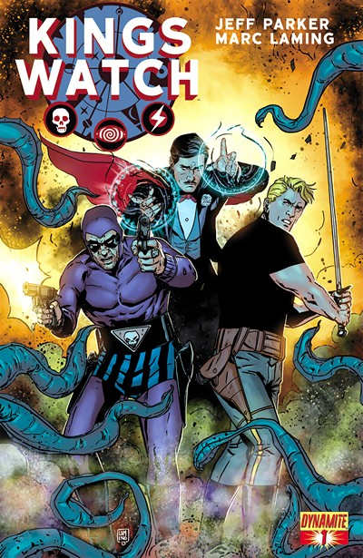 Kings Watch #1 – 5 (2013)