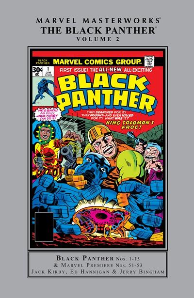 Marvel Masterworks – Black Panther Vol. 2 (2016)