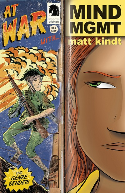 Mind MGMT #0 – 36 + Secret Files #1 – 3 (2012-2015)