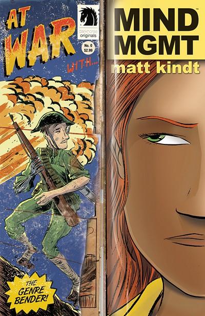 Mind MGMT #0 – 36 + Secret Files #1 – 3 + TPBs (2012-2016)