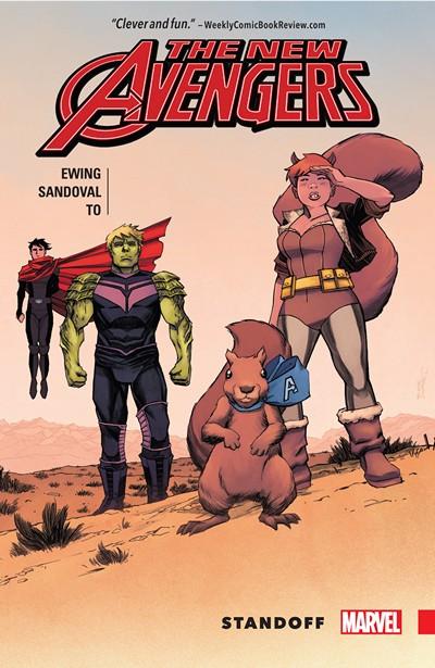 New Avengers – A.I.M. Vol. 2 – Standoff (TPB) (2016)