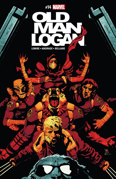 Old Man Logan #14 (2016)