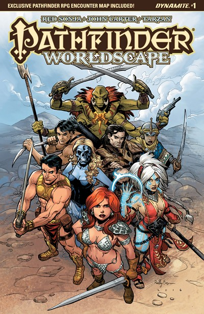 Pathfinder – Worldscape #1 (2016)