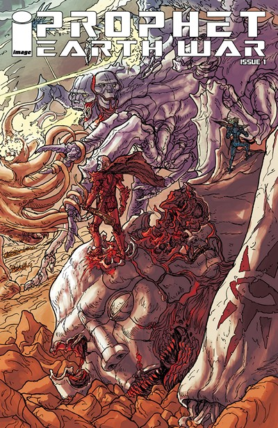 Prophet – Earth War #1 – 6 (2016)