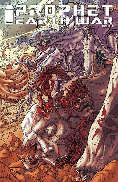Prophet – Earth War #1 – 6 (2016)