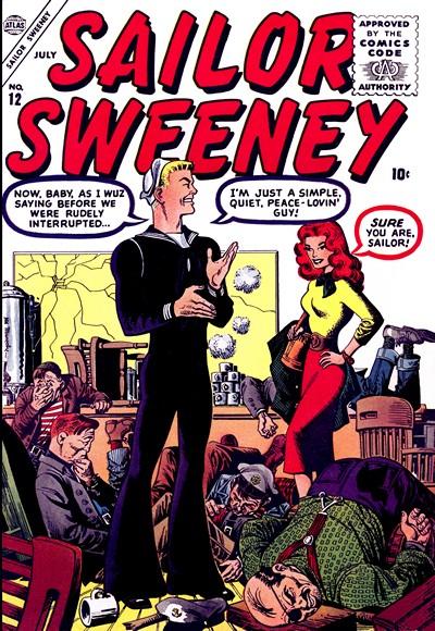 Sailor Sweeney #12 – 14 (1956)