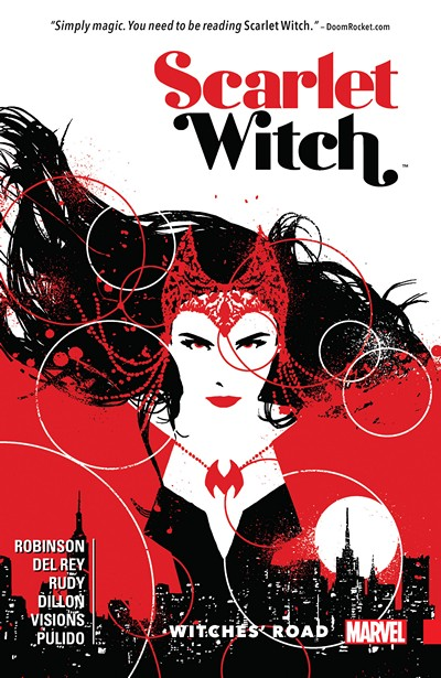 Scarlet Witch Vol. 1 – Witches' Road (2016)