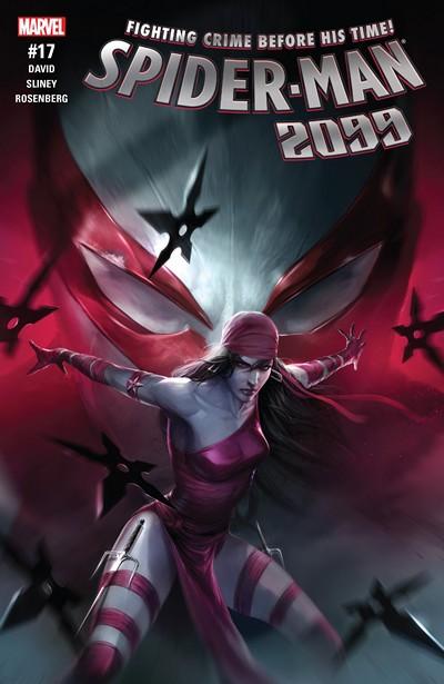 Spider-Man 2099 #17 (2017)