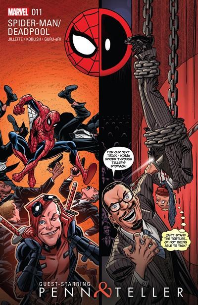 Spider-Man – Deadpool #11 (2016)