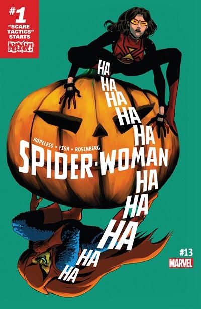 Spider-Woman #13 (2016)