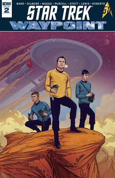 Star Trek Waypoint #2 (2016)
