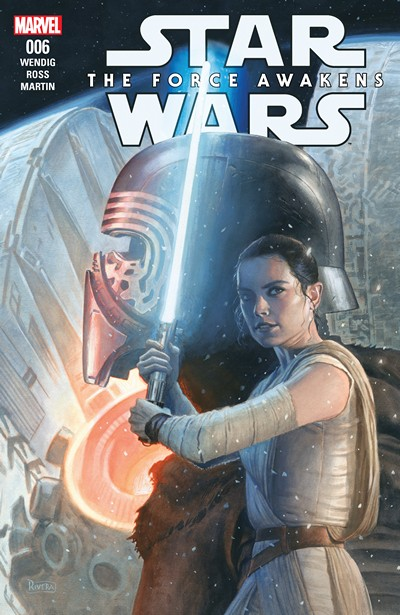 Star Wars – The Force Awakens Adaptation #6 (2016)