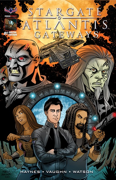 Stargate Atlantis – Gateways #1 (2016)