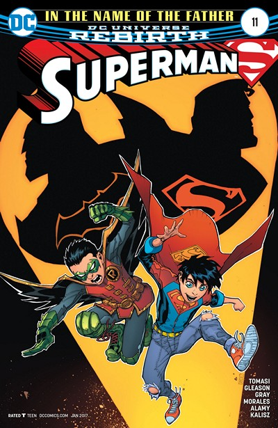 Superman #11 (2016)