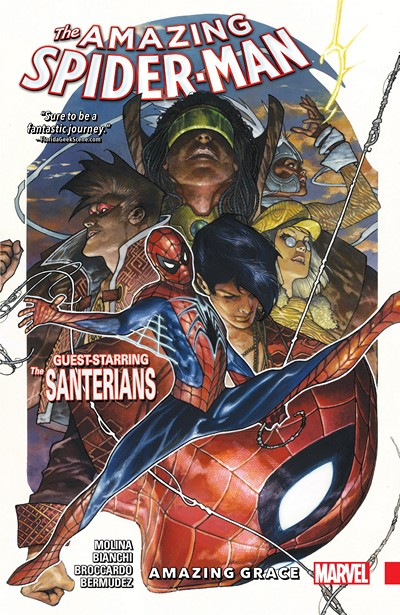 The Amazing Spider-Man – Amazing Grace (2016)
