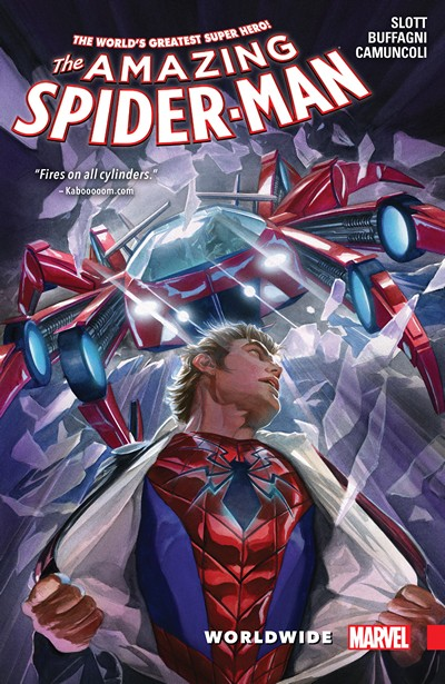 The Amazing Spider-Man – Worldwide Vol. 2 (2016)