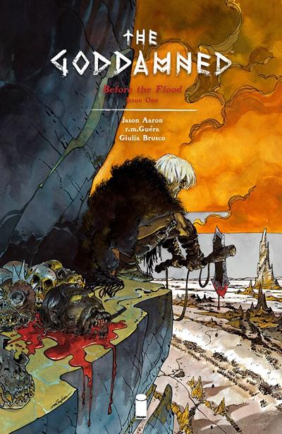 The Goddamned #1 – 5 (2015-2016)