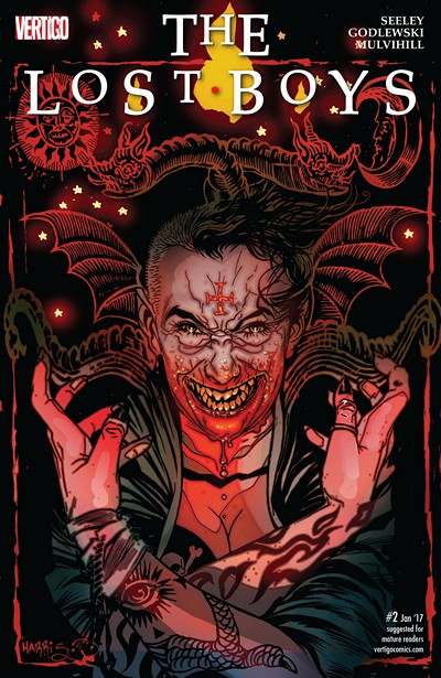 The Lost Boys #2 (2016)