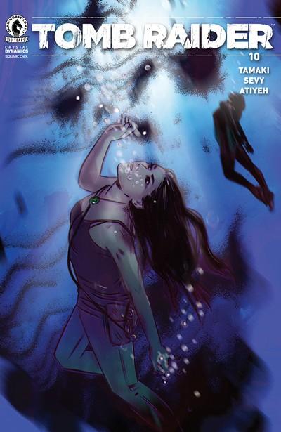 Tomb Raider #10 (2016)