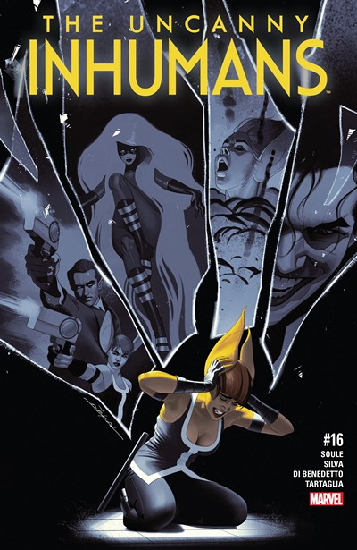 Uncanny Inhumans #16 (2016)