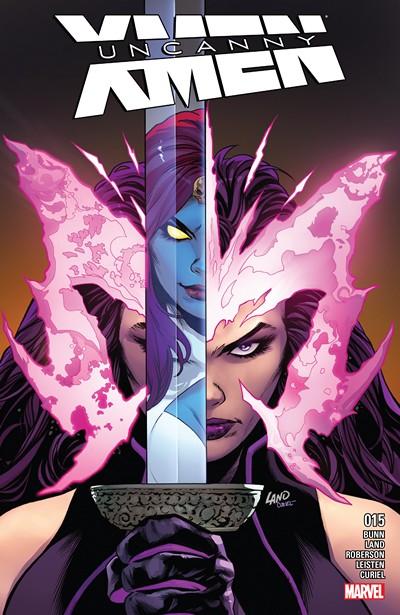 Uncanny X-Men #15 (2016)