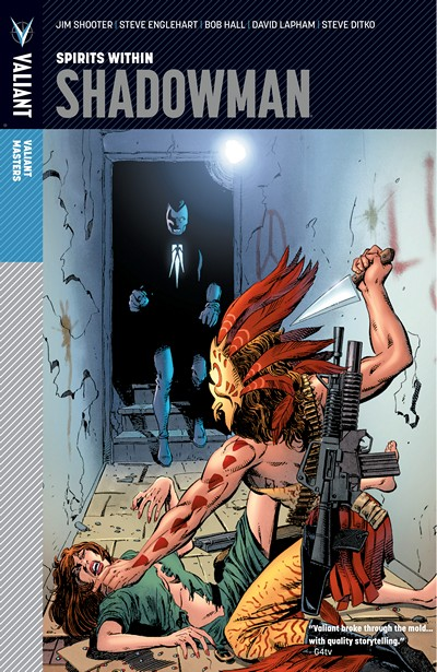 Valiant Masters Shadowman Vol. 1 – Spirits Within (2013)