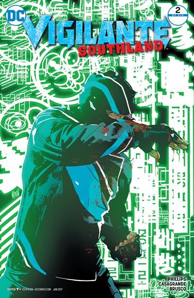 Vigilante – Southland #2 (2016)