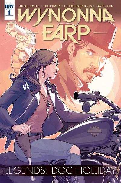 Wynonna Earp Legends – Doc Holliday #1 (2016)