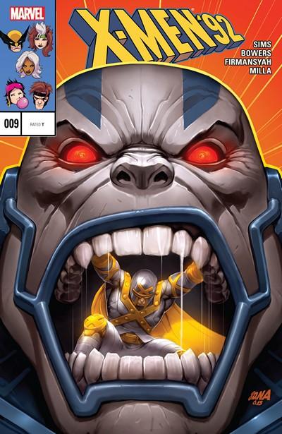X-Men '92 #9 (2016)