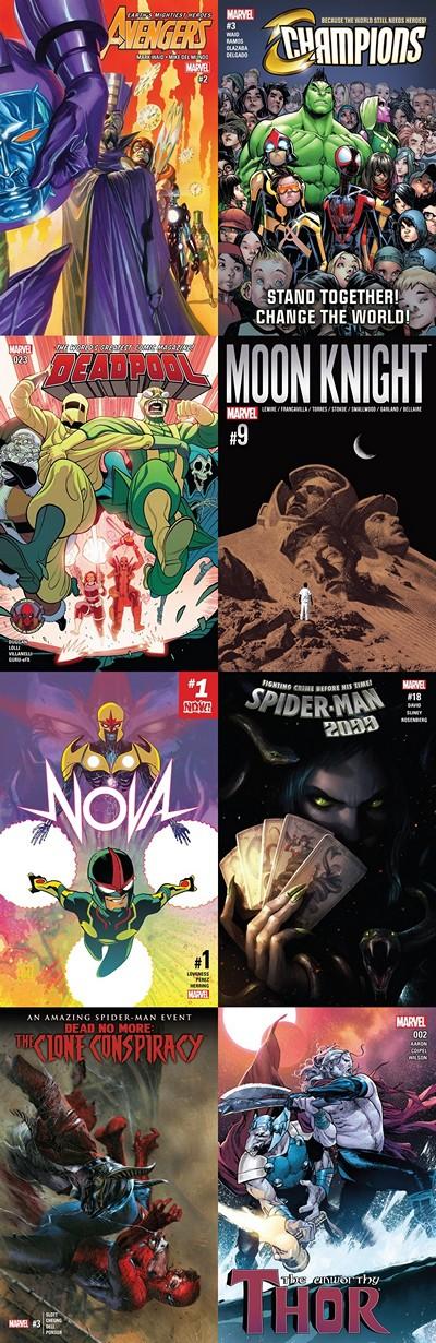 2016.12.07 Marvel Week+