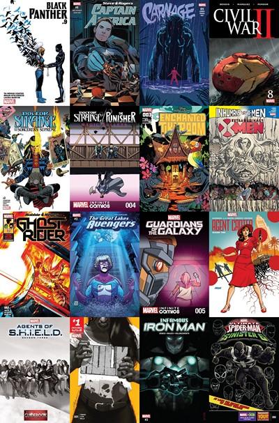 2016.12.28 Marvel Week+
