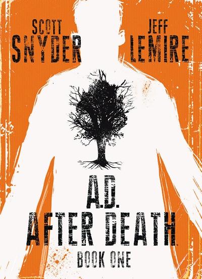 A.D. – After Death Book #1 (2016)